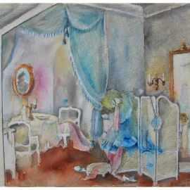 4. pokój Podstoliny