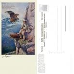 20.Tatrzańska karta korespondencyjna