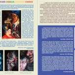 4.folder(rozkładówka) wystawa malarstwa Oczami Duszy Malowane Piotra Króla