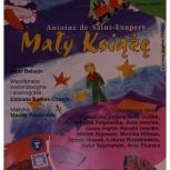 18.Plakat teatralny do spektaklu dla dzieci Mały Książę,Teatr Ludowy w Krakowie