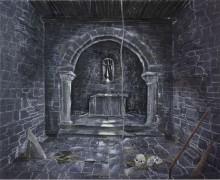 1projekt wnetrza kaplicy